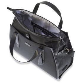Basil Noir Business Gepäckträger Tasche 17l midnight black